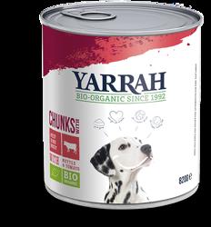 (dla psa) karma z wołowiną, pokrzywą i pomidorem BIO 820 g