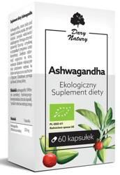 Ashwagandha BIO 60 kapsułek (520 mg)