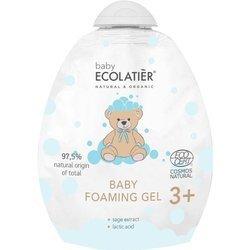 BABY Pieniący się żel dla niemowląt 3+ Bez Łez, DOY-PACK, 250 ml ECOLATIER