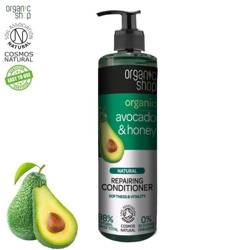 Balsam do włosów regeneracyjny Awocado i Miód 280