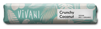 Baton kokosowy crunchy BIO 35 g