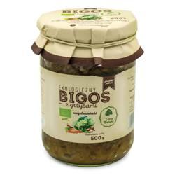 Bigos tak z grzybami BIO 500 g