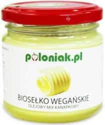 Biosełko wegańskie - olejowy mix kanapkowy BIO 180 ml