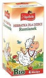Herbatka dla dzieci - rumiankowa BIO (20 x 1 g) 20 g