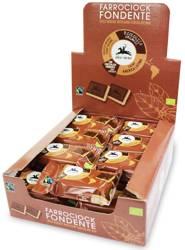 Herbatniki orkiszowe z gorzką czekoladą fair trade BIO 28 g