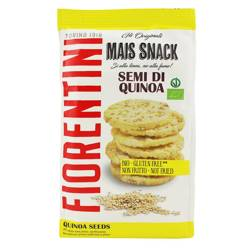 Krążki kukurydziane z quinoa bezglutenowe BIO 50 g