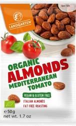 Migdały prażone o smaku pomidorowo - ziołowym bezglutenowe BIO 50 g