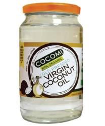 Olej kokosowy virgin BIO 1 l