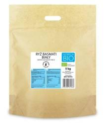 Ryż basmati biały bezglutenowy BIO 5 kg