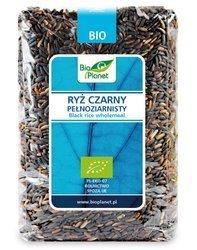 Ryż czarny pełnoziarnisty BIO 1 kg