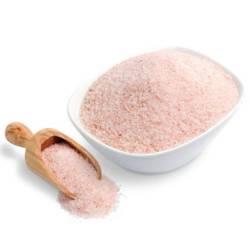 Sól Himalajska Ciemno Różowa Drobna 5 kg