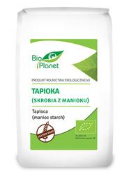 Tapioka (skrobia z manioku) bezglutenowa BIO 400 g