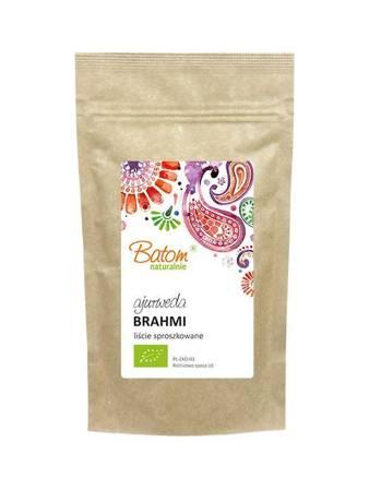 Ajurweda brahmi liście sproszkowane BIO 100 g