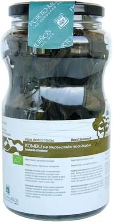 Algi morskie suszone - kombu BIO 100 g