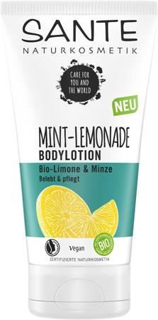 Balsam do ciała limonka i mięta ECO 150 ml - sante