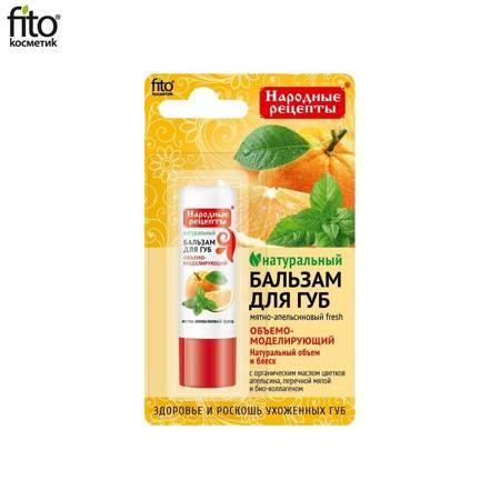 Balsam do ust Mięta - Pomarańcza 4,5 g