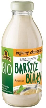 Barszcz biały jaglany bezglutenowy koncentrat BIO 320 ml