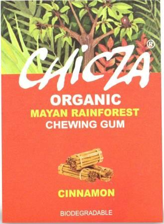 Biodegradowalna guma do żucia cynamon BIO 30 g