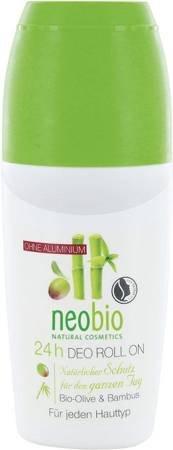 Dezodorant w kulce oliwkowo - bambusowy ECO 50 ml
