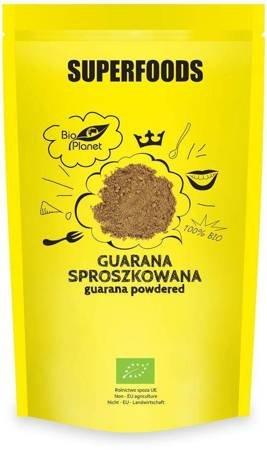 Guarana sproszkowana BIO 150 g