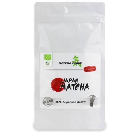 Herbata matcha w proszku BIO 100 g