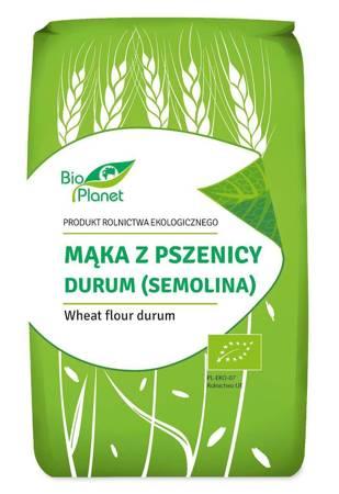 Mąka z pszenicy durum (semolina) BIO 500 g