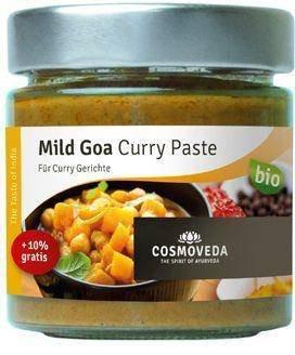 Pasta curry bezglutenowa BIO 175 g