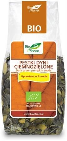 Pestki dyni ciemnozielone (uprawiane w europie) BIO 150 g