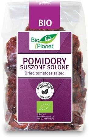 Pomidory suszone solone BIO 150 g