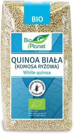 Quinoa biała (komosa ryżowa) bezglutenowa BIO 500 g