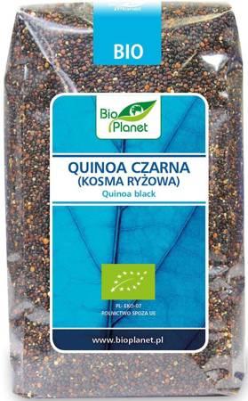 Quinoa czarna (komosa ryżowa) BIO 500 g