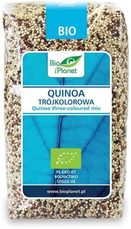 Quinoa trójkolorowa BIO 500 g