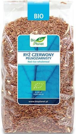 Ryż czerwony pełnoziarnisty BIO 1 kg
