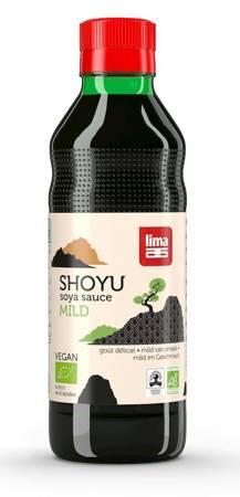 Sos sojowy shoyu łagodny BIO 250 ml