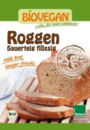 Zakwas chlebowy żytni w płynie BIO 150 g